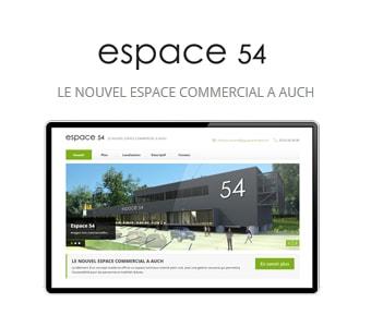 Espace 54